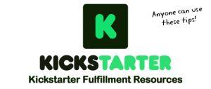 Bakkoo Kickstarter Club Kickstarter Fulfillment Resources