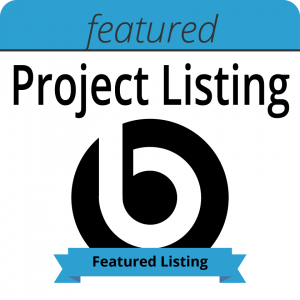 Featured project listing in the Bakkoo Kickstarter Club