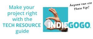 Bakkoo Kickstarter club making your kickstarter project better with Indiegogo tech resources