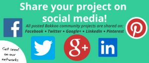Bakkoo Kickstarter club how to share your kickstarter project better on social media