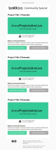 Bakkoo Group Projects Template Example Blank