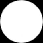 BK White Circle