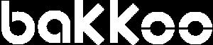 Bakkoo Main Logo White